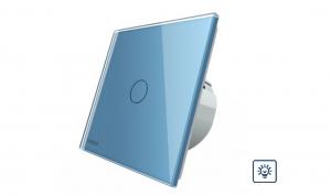 Intrerupator wireless cu variator cu touch Livolo din sticla [3]