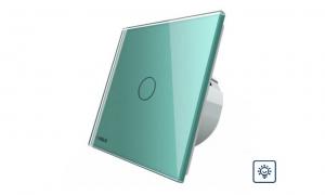 Intrerupator wireless cu variator cu touch Livolo din sticla [6]