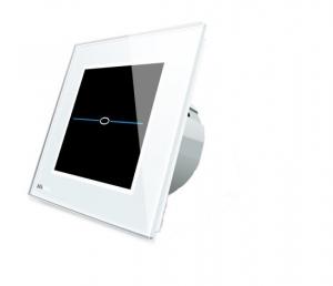 Intrerupator simplu cu touch Livolo din sticla - Seria R0