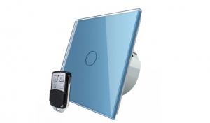 Intrerupator simplu cu touch Livolo, Wireless (Telecomanda inclusa) [2]