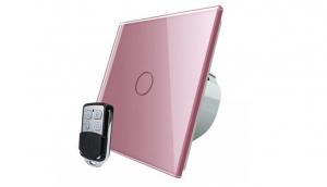 Intrerupator simplu cu touch Livolo, Wireless (Telecomanda inclusa) [5]