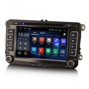 Navigatie auto dedicata VW SKODA SEAT, Android 10.0, Quad Core1