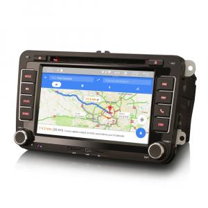 Navigatie auto dedicata VW SKODA SEAT, Android 10.0, Quad Core7