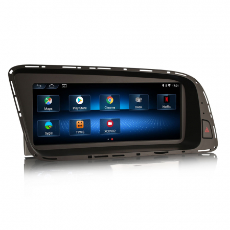 Navigatie auto, Pachet dedicat Audi Q5 ,8.8 inch, Android 109