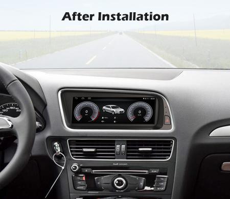 Navigatie auto, Pachet dedicat Audi Q5 ,8.8 inch, Android 1010