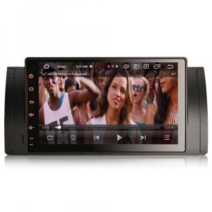 Navigatie auto, Pachet dedicat BMW  Seria 5 E39 E53 X5 M5, 9 inch, Android 10.0, Octa Core [7]