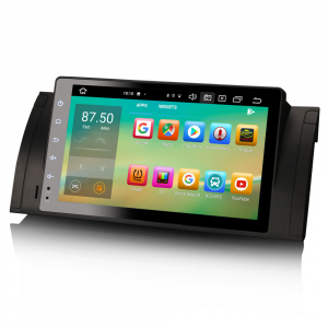 Navigatie auto, Pachet dedicat BMW  Seria 5 E39 E53 X5 M5, 9 inch, Android 10.0, Octa Core [2]