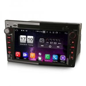 Navigatie auto, Pachet dedicat Opel Vauxhall Vivaro Astra Corsa Zafira ,8 Core, 7 inch, Android 10.0 [4]
