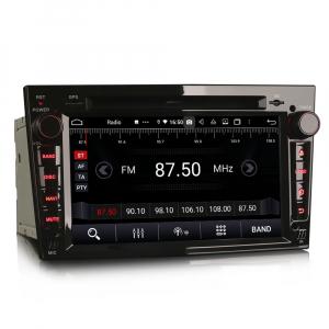 Navigatie auto, Pachet dedicat Opel Vauxhall Vivaro Astra Corsa Zafira ,8 Core, 7 inch, Android 10.0 [5]