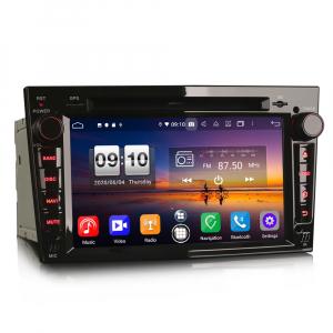 Navigatie auto, Pachet dedicat Opel Vauxhall Vivaro Astra Corsa Zafira ,8 Core, 7 inch, Android 10.0 [2]