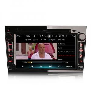 Navigatie auto, Pachet dedicat Opel Vauxhall Vivaro Astra Corsa Zafira ,8 Core, 7 inch, Android 10.0 [6]