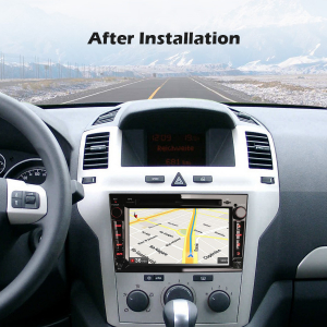Navigatie auto, Pachet dedicat Opel Vauxhall Vivaro Astra Corsa Zafira ,8 Core, 7 inch, Android 10.0 [9]