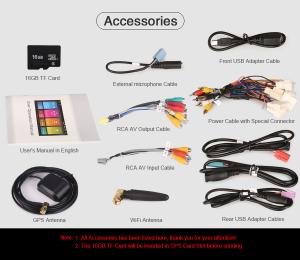 Navigatie auto, Pachet dedicat TOYOTA AURIS COROLLA ALTI,7 inch, Android 10, GPS, WIFI, DAB+,DVD,  2GB RAM, 16GB memorie interna [11]