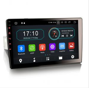 Navigatie auto universala/Multimedia player cu articulatie rotativa reglabila,10.1 inch, Android 10, Quad Core, 2Gb Ram1