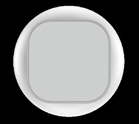 Senzor de miscare Smart ORVIBO, ZigBee, Wi-Fi, 8 m, SN20 [4]