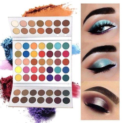 Palete pigmentate create pentru tine cu reduceri de pana 50%