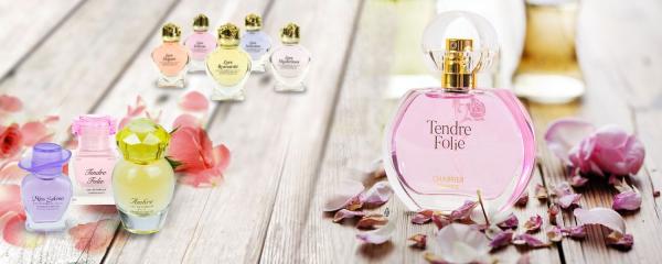 Apa de parfum Tendre Folie 50 ml 3