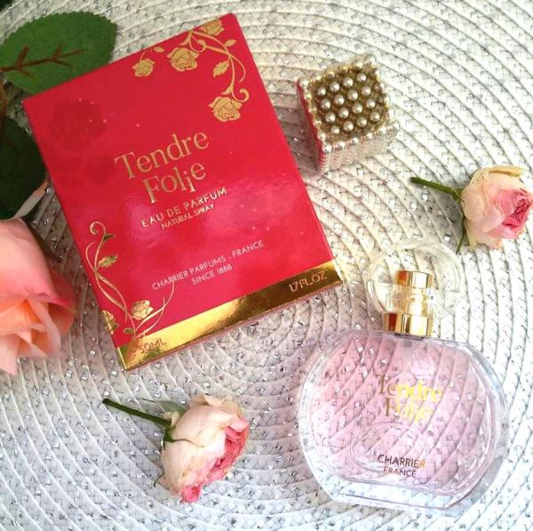 Apa de parfum Tendre Folie 50 ml 1