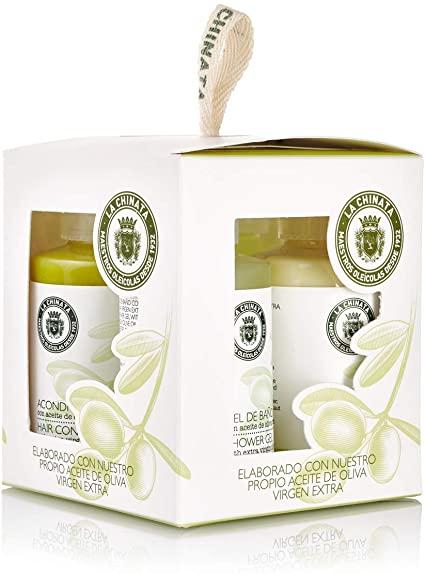 Set cadou La Chinata Miniatures Giftset Olive Oil Cosmetics 60 Ml [2]