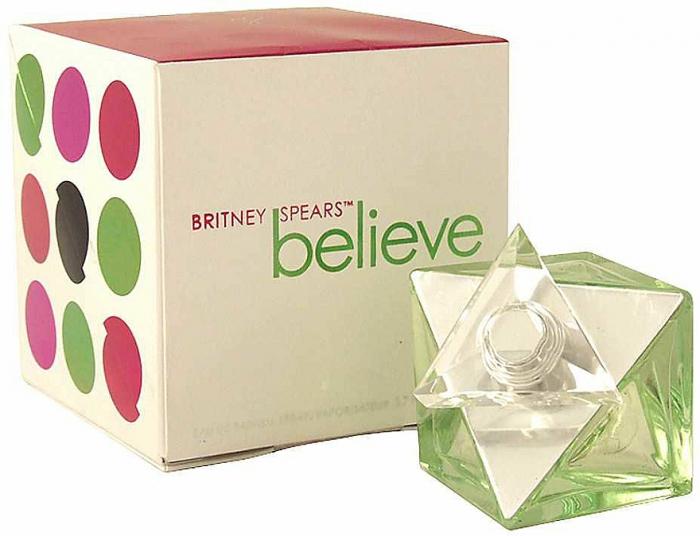 Apa de Parfum Britney Spears Belive, Femei, 100ml [0]