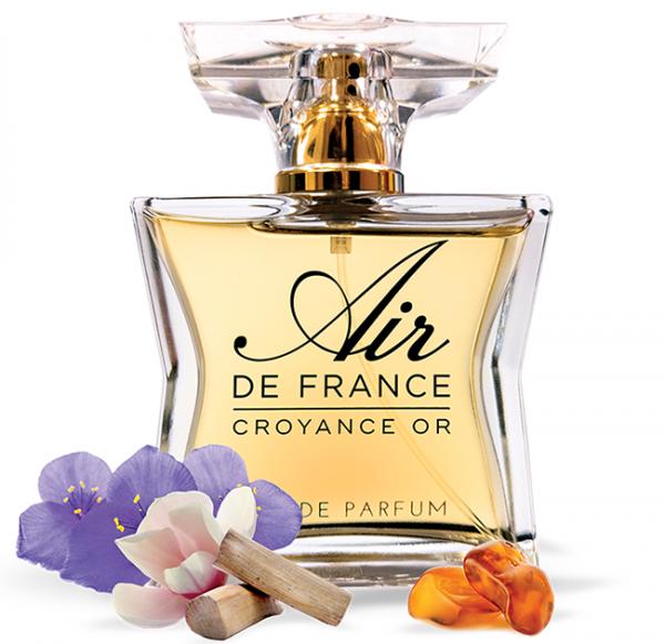 Apa de parfum Air de France - Croyance Or 0