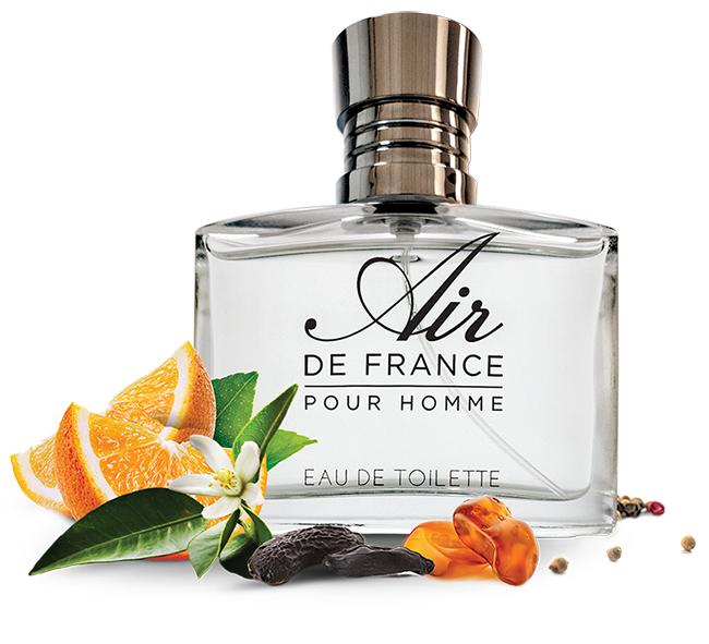Apa de parfum Air de France for men 50 ml 0