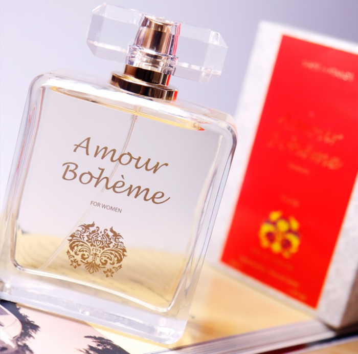 Apa de parfum Amour Boheme 100 ml 0