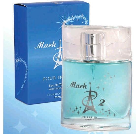 Apa de parfum Mach 2 Pour  Homme 30 ml 0