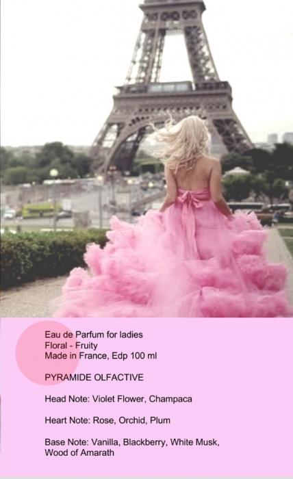 Apa de Parfum Mes Lettre D'or 100 ml 1
