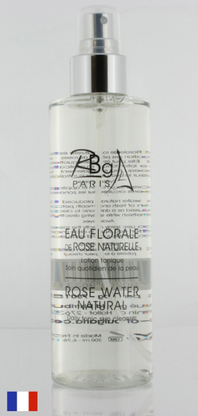 Apa de trandafir tonic spray 200 ml 0