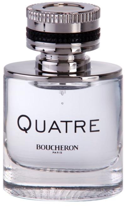 Apa de Toaleta Boucheron Quatre Pour Homme, 50 ml [0]