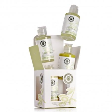 Set cadou La Chinata Miniatures Giftset Olive Oil Cosmetics 60 Ml [0]