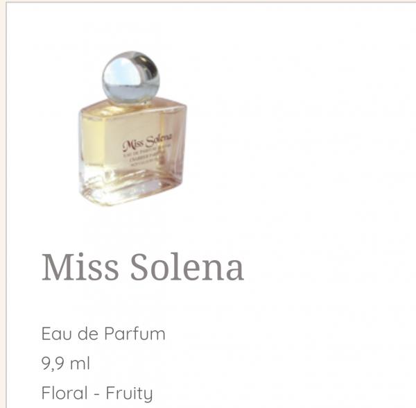 Set esente Charrier Secrets de Parfums [5]