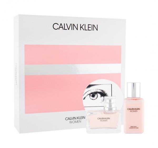 Set cadou CALVIN KLEIN parfum și body lotion 0