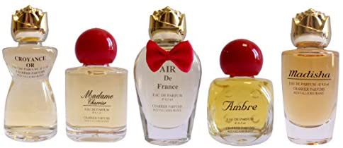 Set miniparfumuri Charrier Collection  Luxe 1