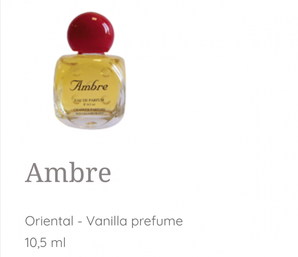 Set miniparfumuri Charrier Collection  Luxe 2
