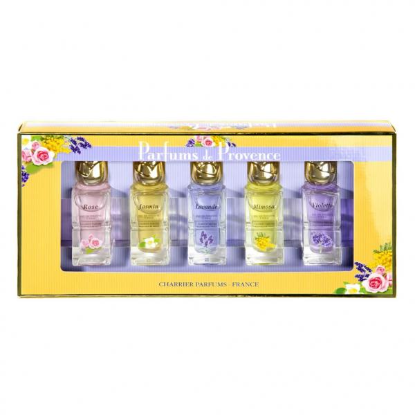 Set miniparfumuri  Provence [0]