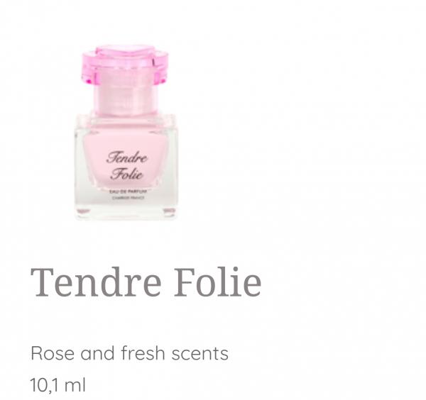 Set miniparfumuri Romance de France 5