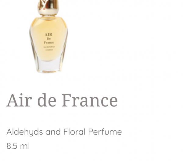 Set parfumuri Charrier Parfums France 42,5  ml 5