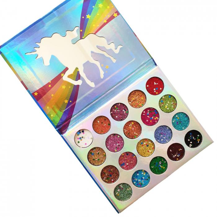 Trusa Farduri Glitter Unicorn Glamierre [0]