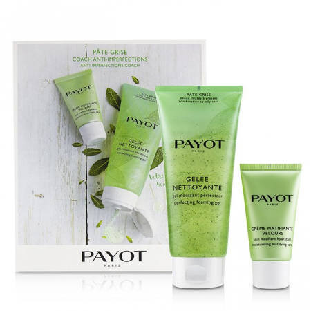 Set cadou Payot Set Pate Grise 2019 (Duo Pack)1