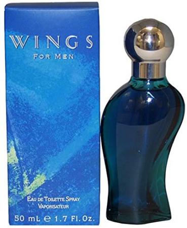 Apa de toaleta Giorgio Beverly Hills Wings  50ml [1]