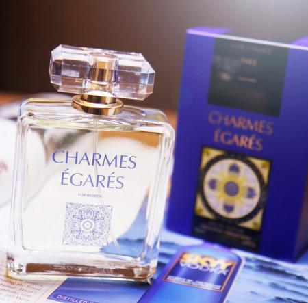 Apa de parfum Charmes Egares 100 ml [0]