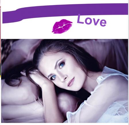 Apa de Parfum I wish love 100ml1