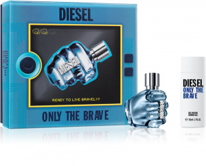 Set cadou Diesel Set Only The Brave EDT 35 Ml + Shower Gel 50 Ml1