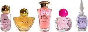 Set miniparfumuri Les Parfums de France 40.6 ml [1]