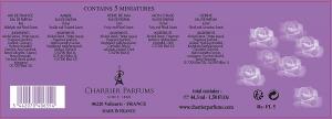 Set miniparfumuri Les Parfums de France 40.6 ml [8]