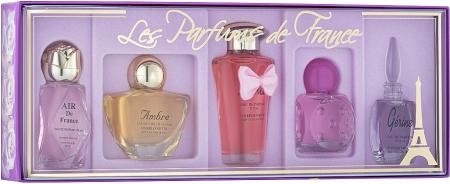 Set miniparfumuri Les Parfums de France 40.6 ml [9]