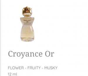 Set miniparfumuri Charrier Collection  Luxe3