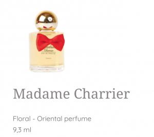 Set miniparfumuri Charrier Collection  Luxe4